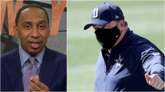 Stephen A. rips Cowboys' defense after Week 4 loss