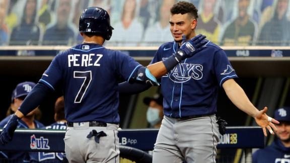 Rays take down Yankees 8-4