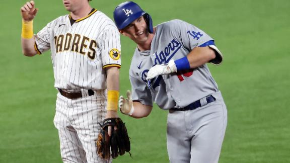 Will Smith's historic five-hit game sends Dodgers to NLCS