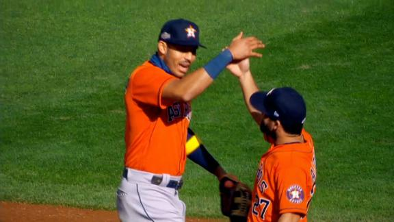 How the Astros muted their detractors to get to fourth straight ALCS