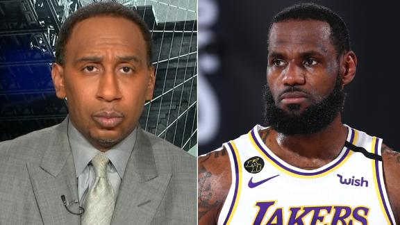 Stephen A.: There's nothing LeBron can do to be better than Jordan