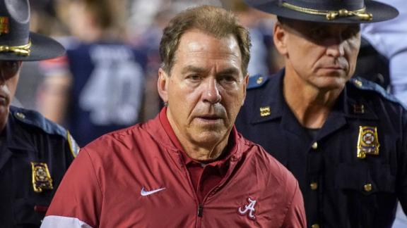 How much will Saban's absence affect Alabama's game vs. Georgia?