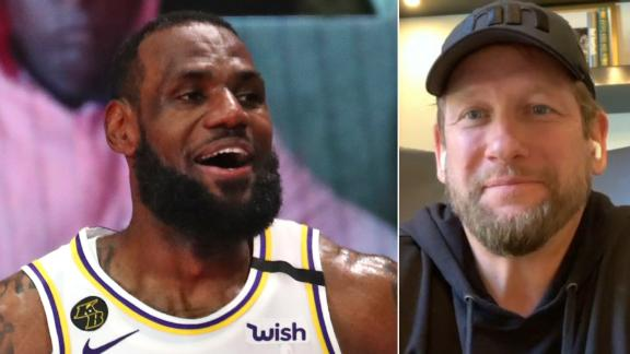 Where Nick Nurse ranks LeBron and MJ in the GOAT debate