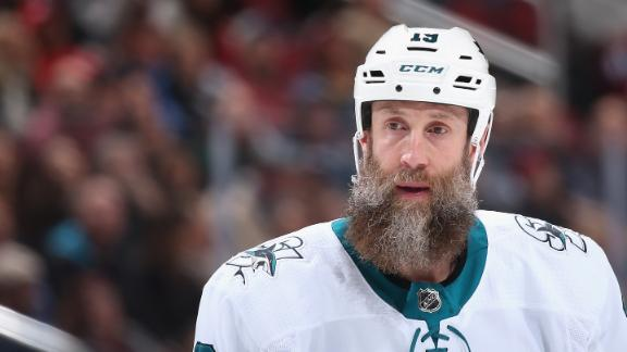 Joe Thornton joining Maple Leafs for 23rd NHL season