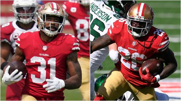 Which injured 49er can you count on for Week 7?