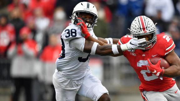 How Penn State has been Ohio State's toughest Big Ten opponent