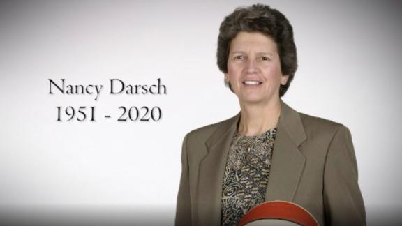 Nancy Darsch will forever be a legend in the WNBA