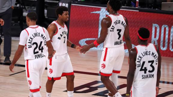 Would the Raptors be disadvantaged if they can't play in Toronto?