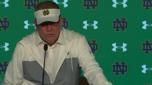 Brian Kelly: 'We proved something to ourselves' by beating Clemson