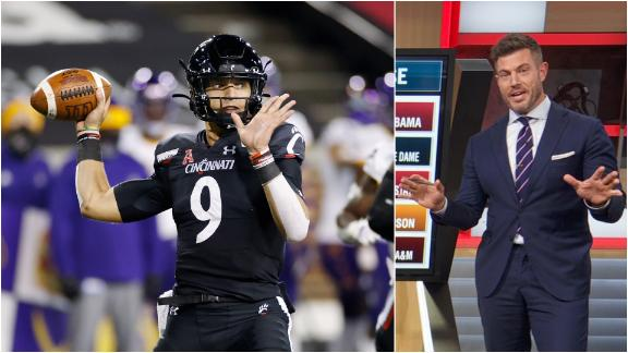Can Cincinnati be the first G5 team to make the CFP?