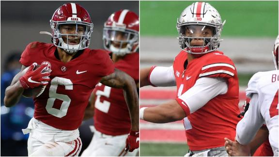 Who's in and who's out after Week 12 in college football?