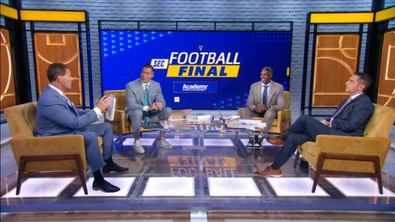 SEC Network's CFP predictions after 12 weeks