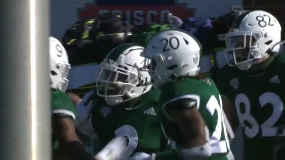 Ross scores 96-yard kick return TD for Ohio