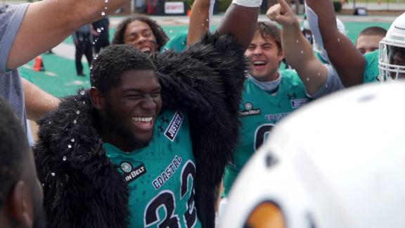 How Coastal Carolina is having fun proving doubters wrong