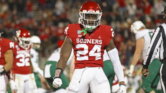Oklahoma beats Baylor, earns spot in Big 12 championship game