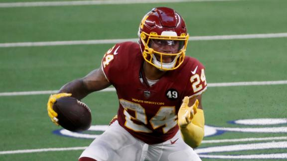 How long will fantasy managers be without Antonio Gibson?
