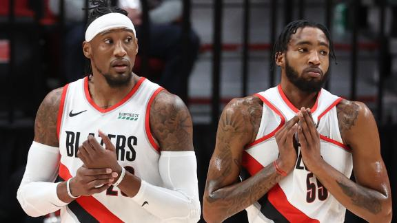 How the Blazers are looking to improve their defense