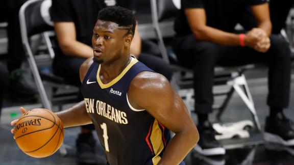 How the Pelicans are approaching Zion's sophomore season