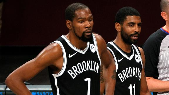 How the new-look Nets plan to approach the 2021 season