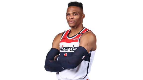 What can the Wizards expect in Westbrook's first year in DC?