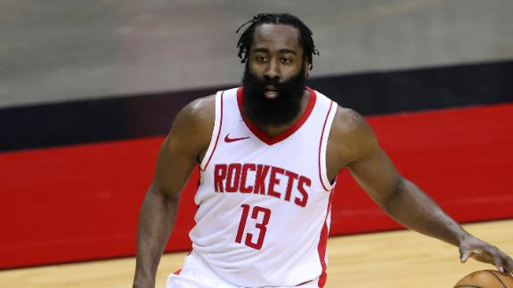 Rockets-Harden: New beginning, or beginning of the end?