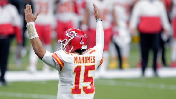 Chiefs one of four teams with seven Pro Bowl selections