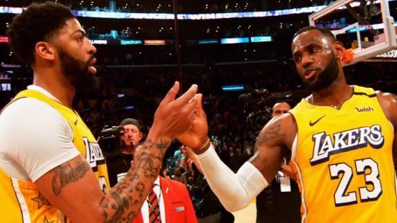 Can the Lakers compete for back-to-back titles?