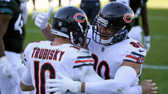 Tribusky, Graham lead Bears to victory over Jags