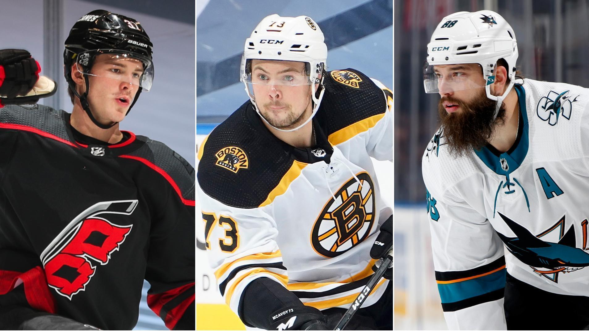 Breaking down the toughest picks, rising stars on NHL top 100 list