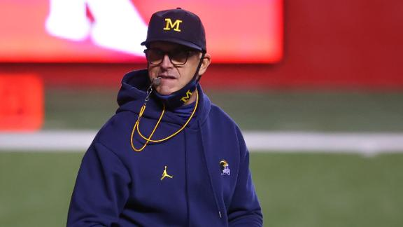 Did Michigan play it safe by extending Harbaugh?