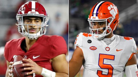 The Way-Too-Early 2021 college football rankings
