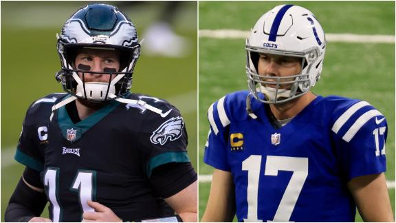 Could Wentz replace Rivers in Indy?