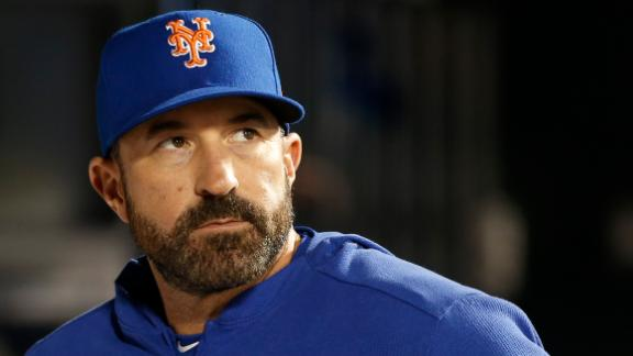 Mickey Callaway accused of sexual misconduct