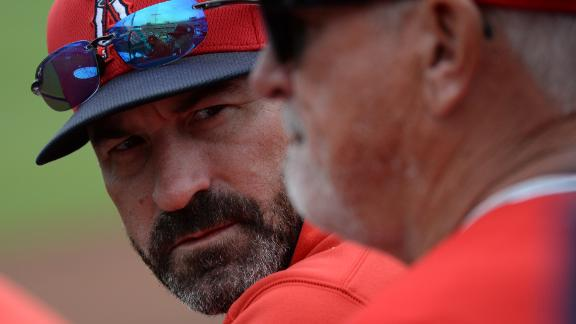 Will Callaway be fired as Angels pitching coach?