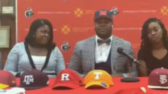 DT Tywone Malone commits to Ole Miss