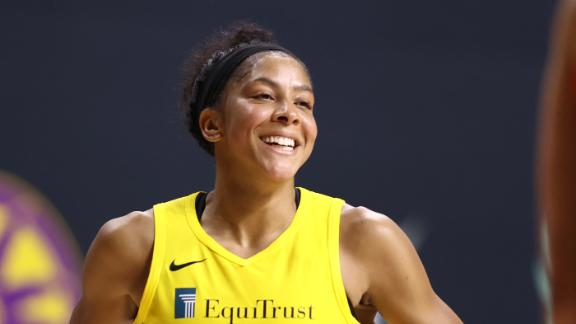 The factors that led to Candace Parker's Chicago homecoming