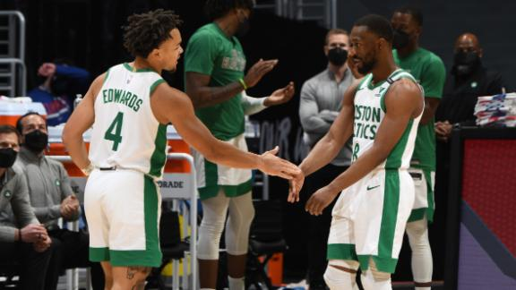 Kemba helps push Celtics past Clippers in the 4th