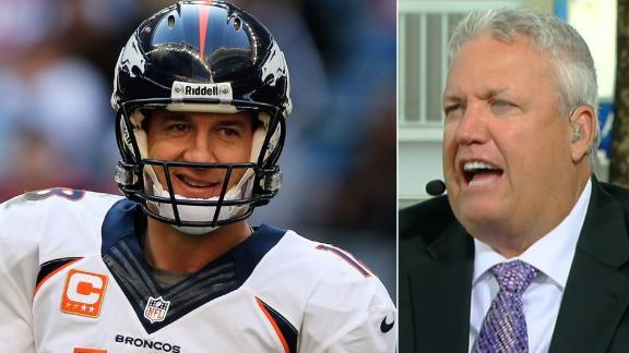 Rex Ryan applauds Peyton Manning's HOF election