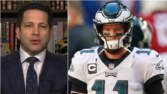 Schefter expects Wentz deal in the coming days