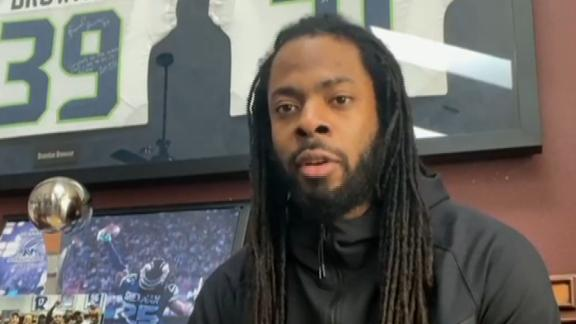Richard Sherman wants to play two more years