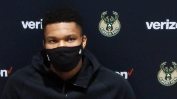 Giannis calls Jazz the best team in Western Conference