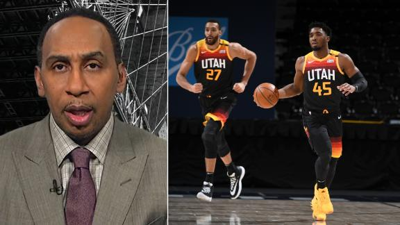 Why Stephen A. isn't sold on the Jazz's success this season