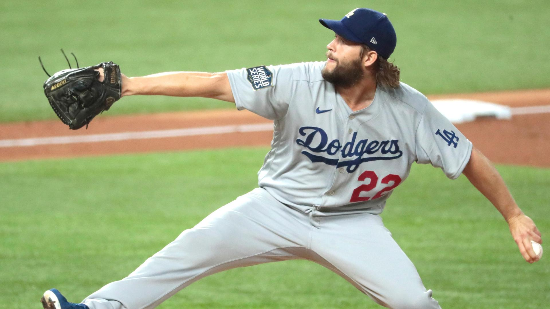 The best of Clayton Kershaw's 2020 postseason