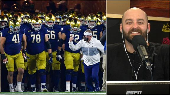 Why Golic Jr. doesn't have an issue with ND excluding itself from video game