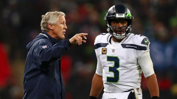 Can Seahawks afford to trade Russell Wilson?