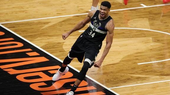 Giannis drops 36 as Bucks outduel Clippers