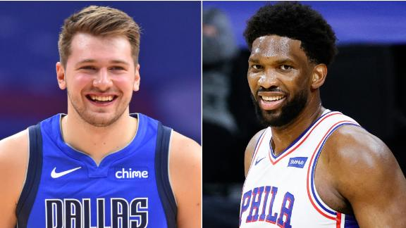 Is Luka or Embiid the best player to build a team around?
