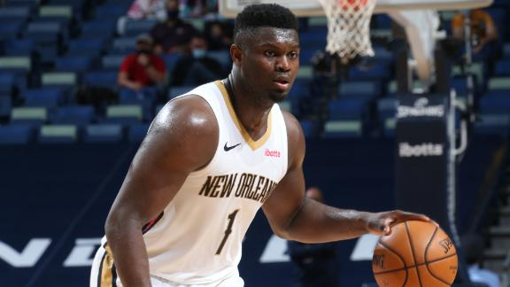 Zion comes alive in Pelicans' win over the Jazz