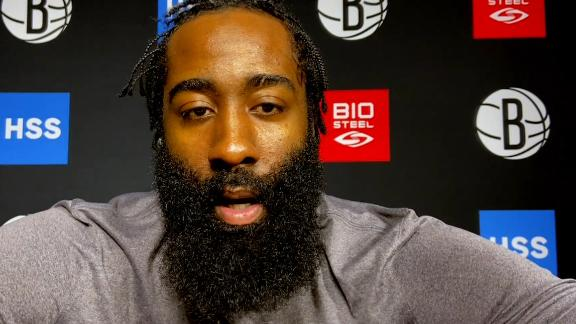 Harden on why he has nothing but love for the city of Houston
