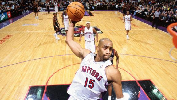 These iconic NBA dunkers know how to throw down